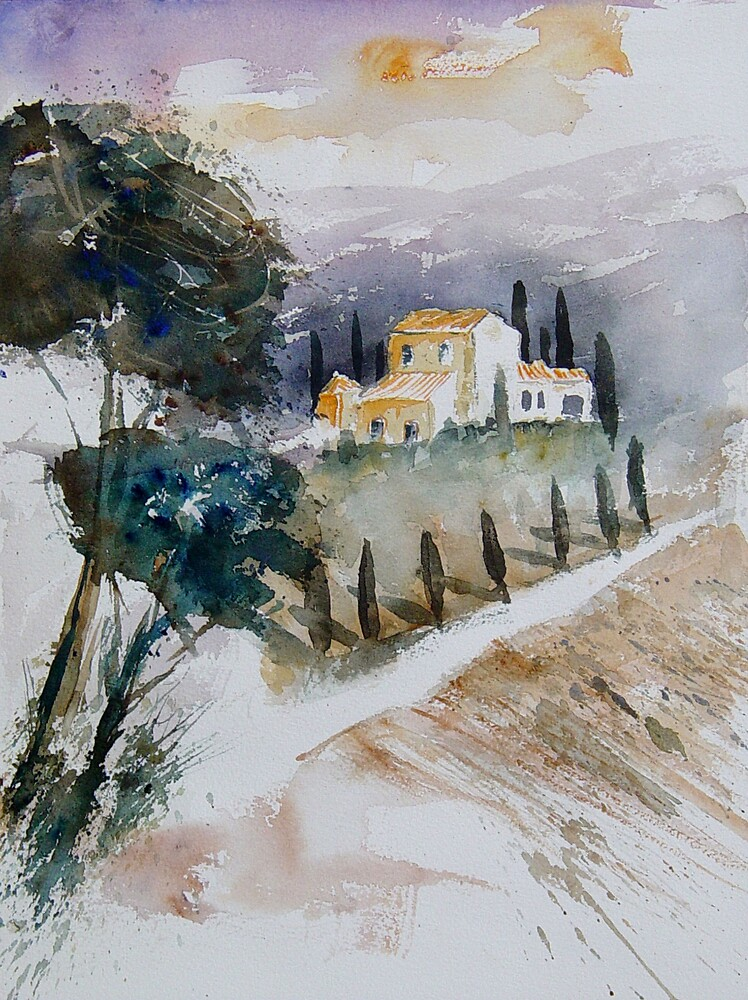 watercolor 310305 by calimero