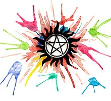 Anti Possession Symbol by lovefromdani