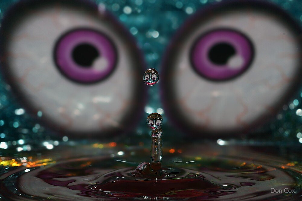 Eye Drops by Don Cox