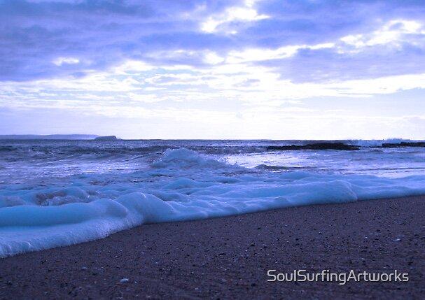 Water Foam by SoulSurfingArtworks