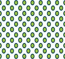 Polka Dots Pattern by ArtfulDoodler