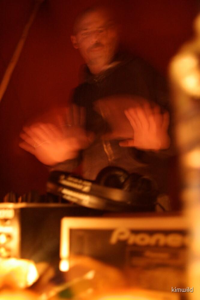 DJ on Deck by kimwild