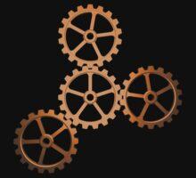Golden gears by queensoft