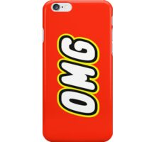 OMG  iPhone Case/Skin