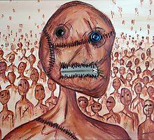 Clone Man by PeterJames