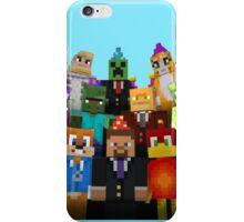MineWorld4 iPhone Case/Skin