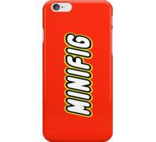 MINIFIG iPhone Case/Skin