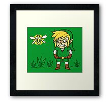 Navi 2.0 (colab with Andriu) No Text Framed Print