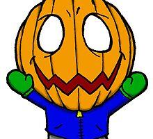 Halloweenies Pumpkin Jacko by darkartz