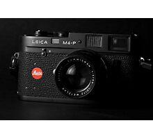 Leica Loving Photographic Print