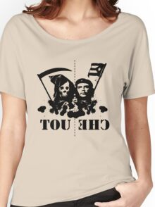 TouChe (One mans Freedom Fighter is another mans Terrorist) Women's Relaxed Fit T-Shirt