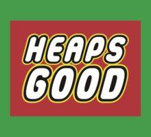 HEAPS GOOD  Kids Tee