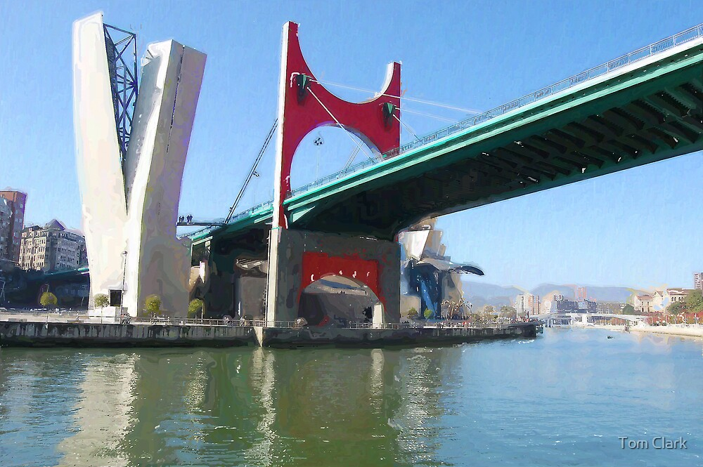 La Salve Bridge by Tom Clark