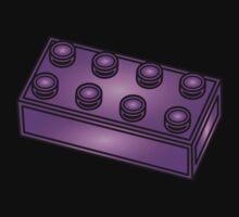 2 x 4 Brick One Piece - Short Sleeve