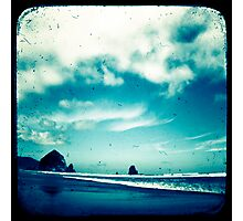 Surreal Seaside Photographic Print