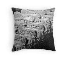 Victorian Radiator Throw Pillow
