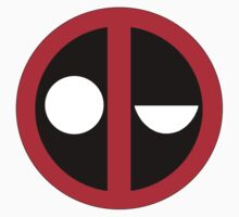 Confused Deadpool Icon  Kids Clothes