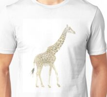"""""""Giraffe"""" Unisex T-Shirt"""