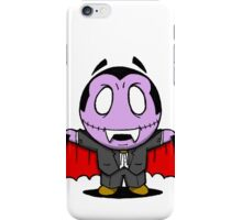 Halloweenies Vampire iPhone Case/Skin