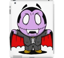 Halloweenies Vampire iPad Case/Skin