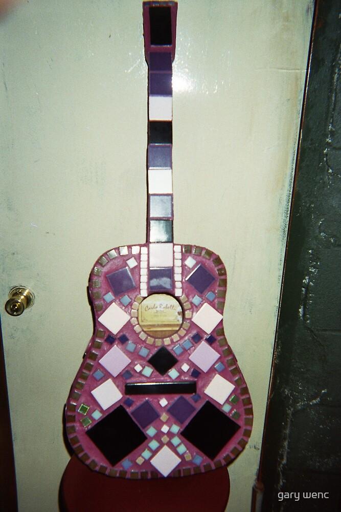southwestern guitar by gary wenc