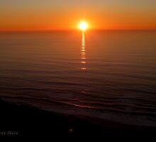 San Francisco Sunset 1424 by EndlessSkies