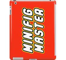 MINIFIG MASTER iPad Case/Skin