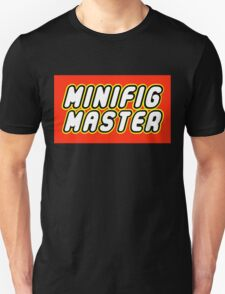 MINIFIG MASTER Unisex T-Shirt
