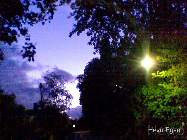 night scene by HevroEgan