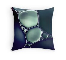The Colour Suits You Throw Pillow