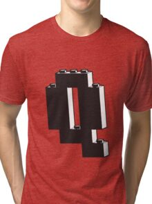 THE LETTER Q Tri-blend T-Shirt