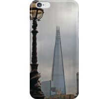 Dolphin Lamposts of London iPhone Case/Skin