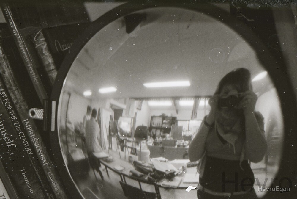 reflection by HevroEgan