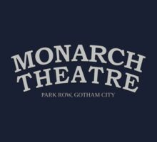 Inspired by Arkham Knight - Monarch Theatre by davidtoms