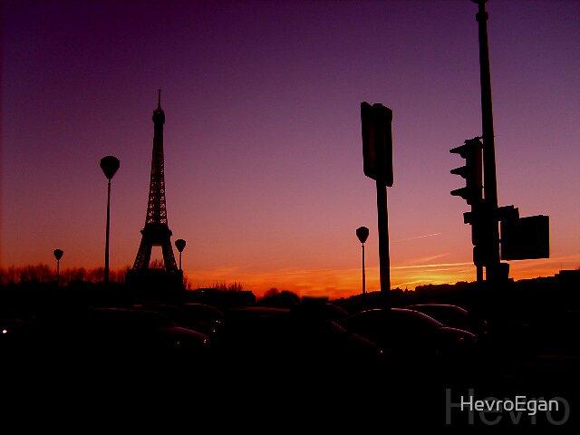 Sunset by HevroEgan