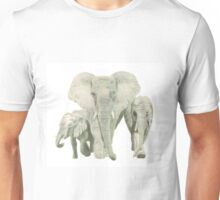 """Elephants"" Unisex T-Shirt"