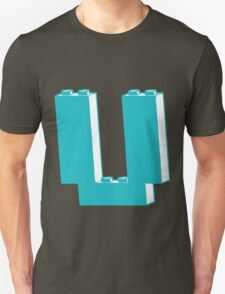 THE LETTER U T-Shirt