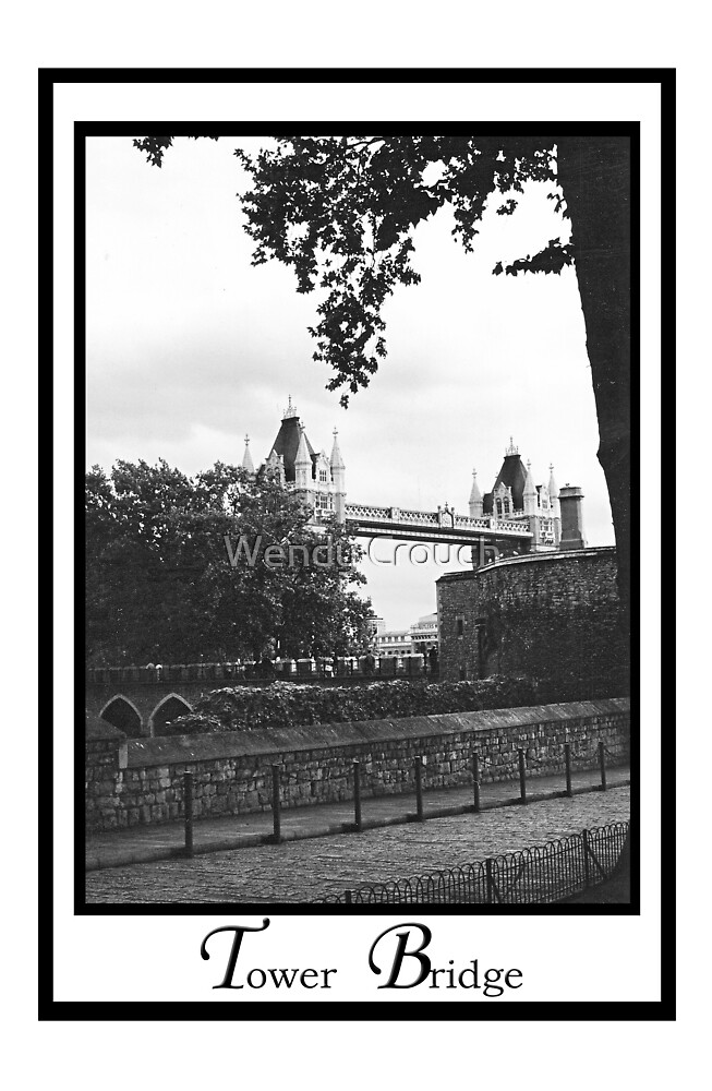 Tower Bridge by Wendy Crouch