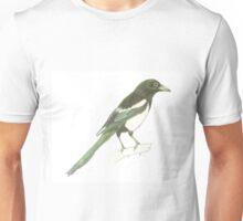 """Magpie"" Unisex T-Shirt"