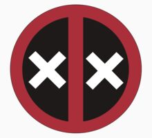Dead Deadpool Icon  Kids Clothes