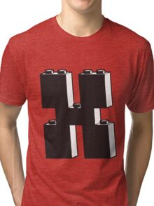 THE LETTER X  Tri-blend T-Shirt