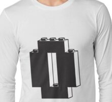 THE LETTER O Long Sleeve T-Shirt