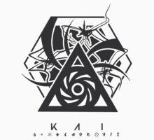 EXO - KAI by zyguarde