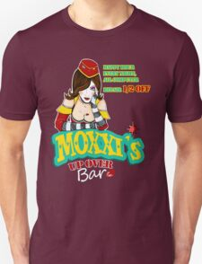 Moxxi's UP OVER T-Shirt