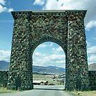 Gateway to Yellowstone by AnnDixon
