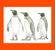 """""""Penguins"""" Kids Tee"""