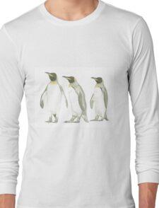 """Penguins"" Long Sleeve T-Shirt"