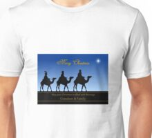 The Three Magi to Grandson and Family  Unisex T-Shirt
