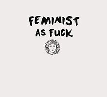 FEMINIST as f*ck  by mkey