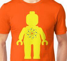 Minifig with Atom Symbol Unisex T-Shirt